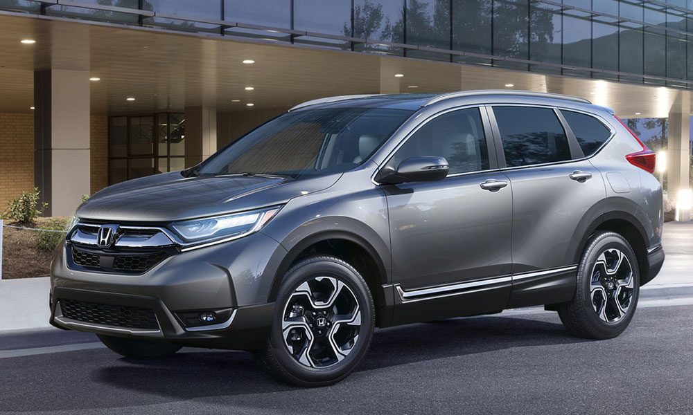 new honda cr v to get third row seats plenty more brandsynario. Black Bedroom Furniture Sets. Home Design Ideas