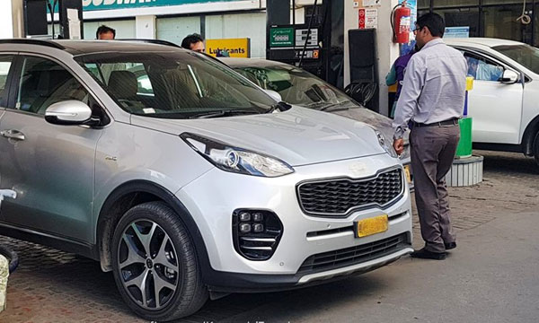 Kia Sportage 2018 Rumored To Launch In Pakistan Next Month View