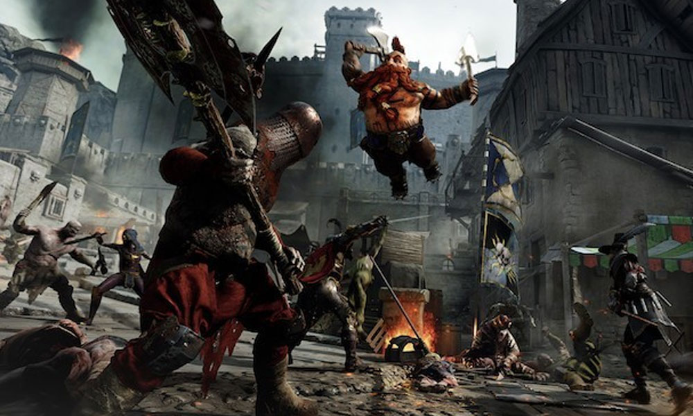 Weekly PC Download Charts: 'Vermintide 2,' 'Final Fantasy XV