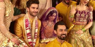 feroze khan wedding