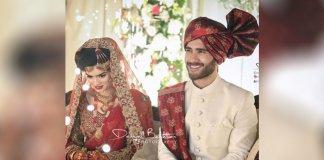 feroze khan's wedding