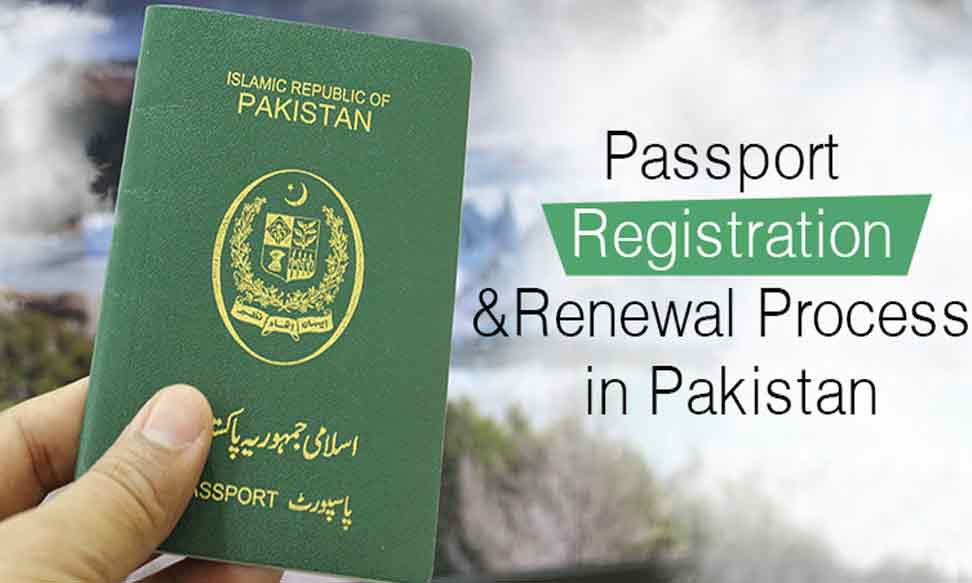 How to Apply Online for Pakistani Passport Renewal Before