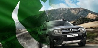 Renault Pakistan Website