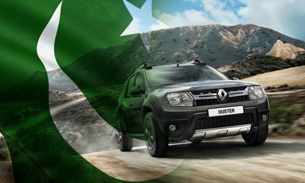 Image result for renault pakistan