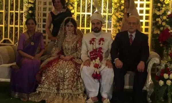 General Raheel Sharif Son's Wedding Pictures