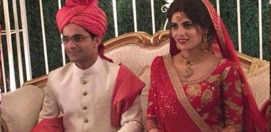 shahzeb khanzada wedding