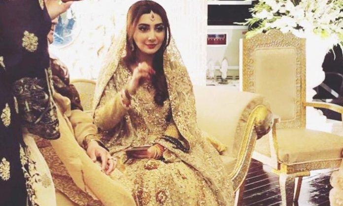 aisha khan's wedding