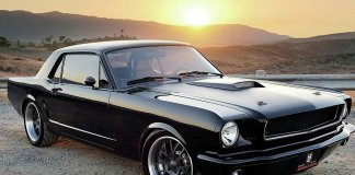 ford classic mustang