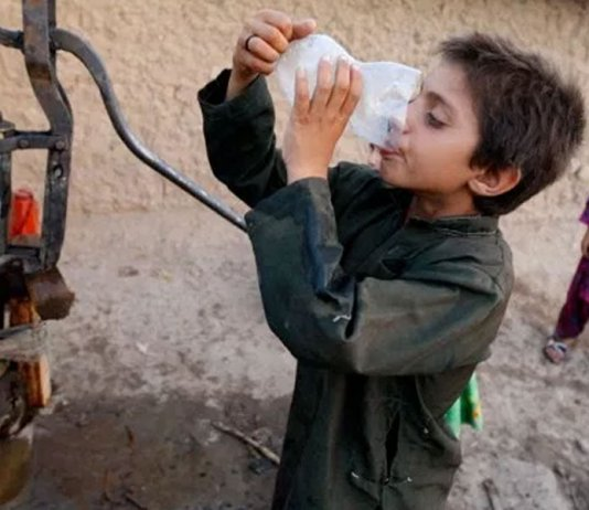 karachi water shortage