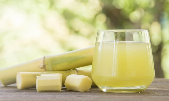sugar cane juice benefits