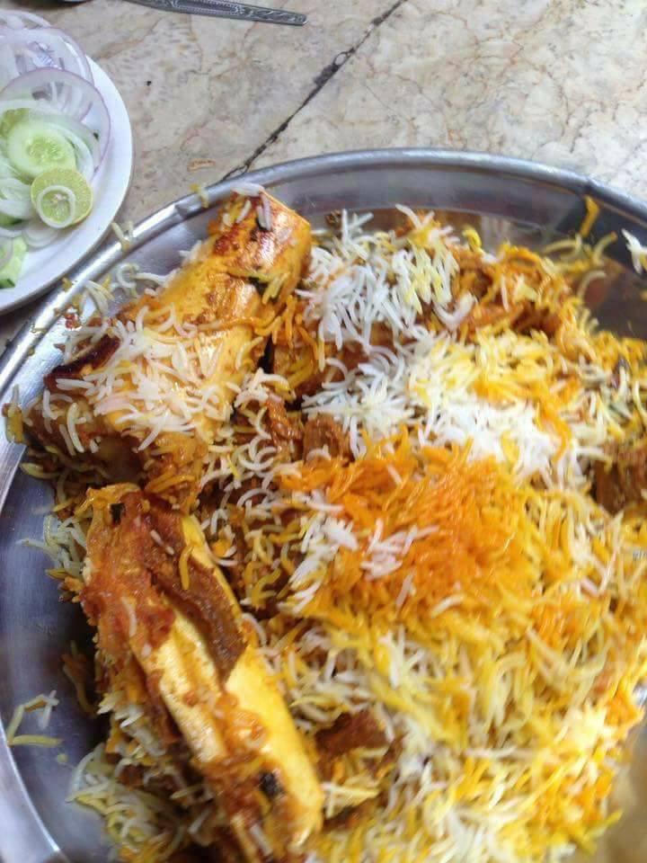 Nalli Biryani in Karachi