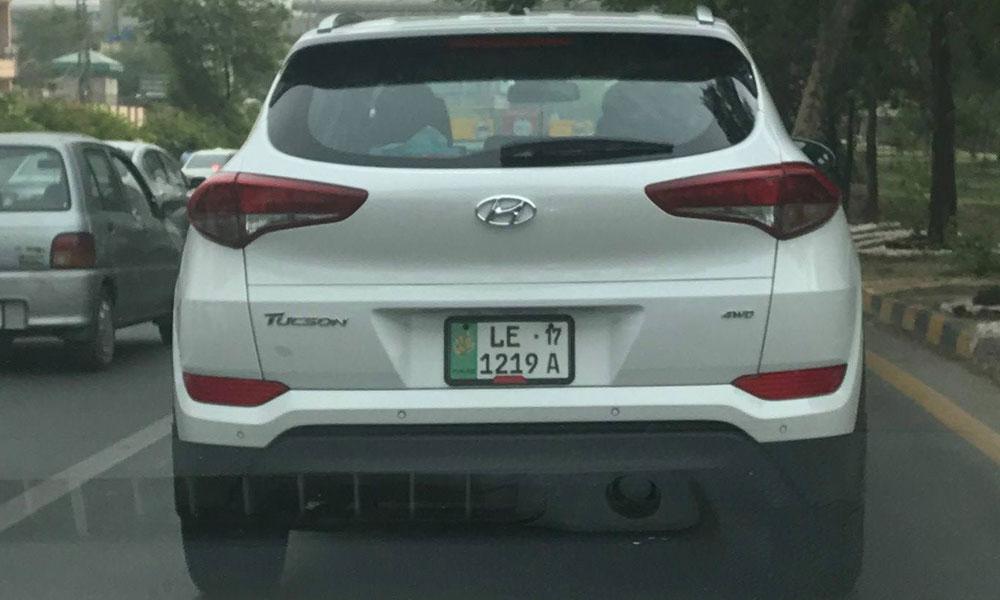 HyundaiTucsonPakistan