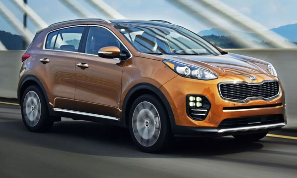 KIA Sportage 2018 Price In Pakistan & Specifications