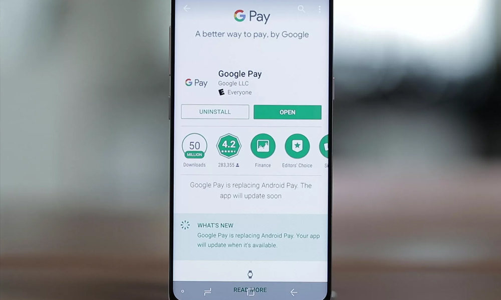 Splitting the Bill? Send a Direct Money Request Using Google Pay