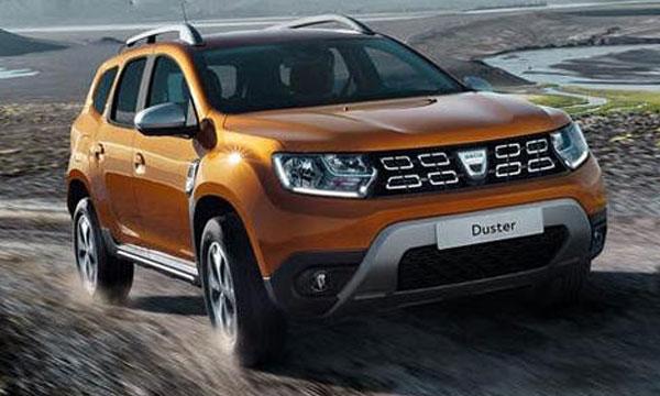 Renault Duster Pakistan