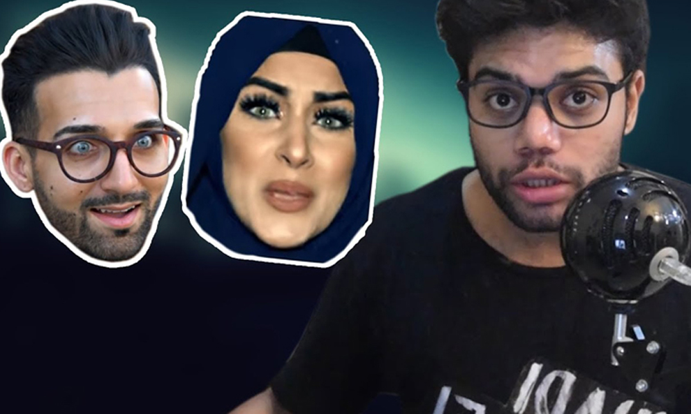 Sham Idrees and Queen Froggy are rumoured to be married.