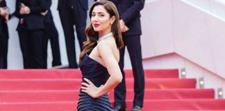 mahira khan cannes 2018