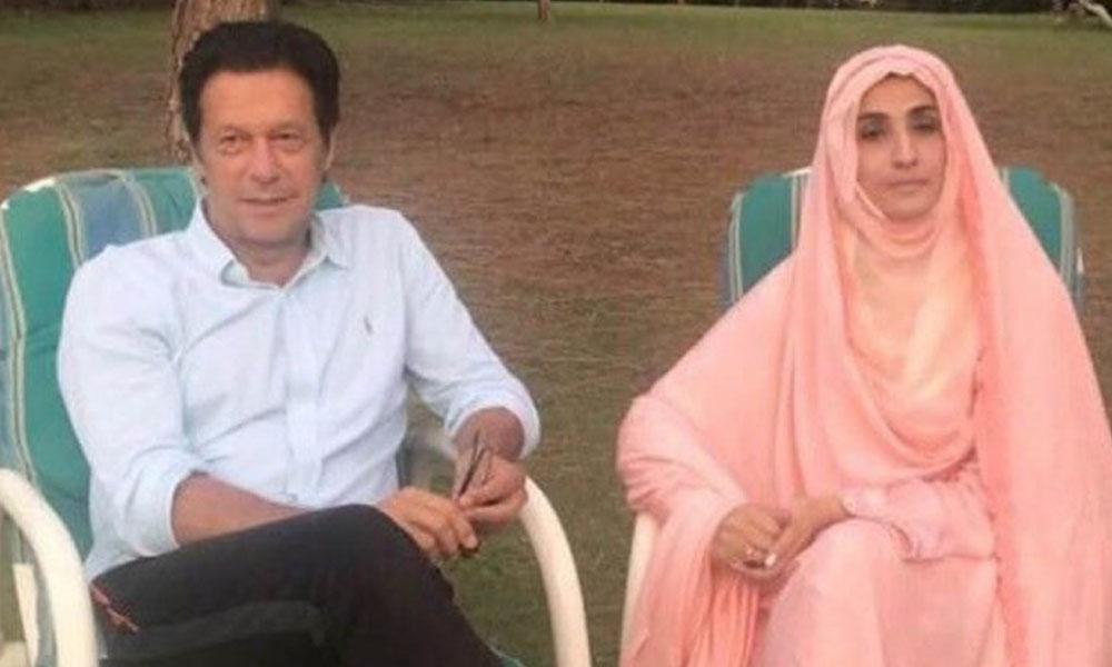 Imran Khan & Bushra Manika's Unseen Umrah Pictures Are Going Viral! - Brandsynario