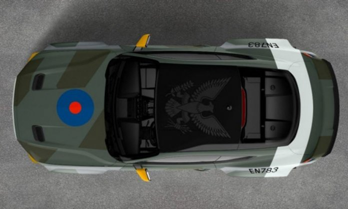Ford Mustang Eagle Squadron GT