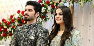 Aiman Khan & Muneeb Butt's Wedding