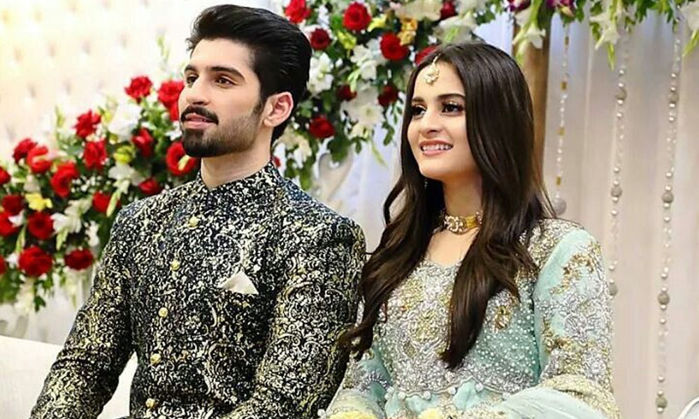 Image result for 1. Aiman Khan and Muneeb Butt