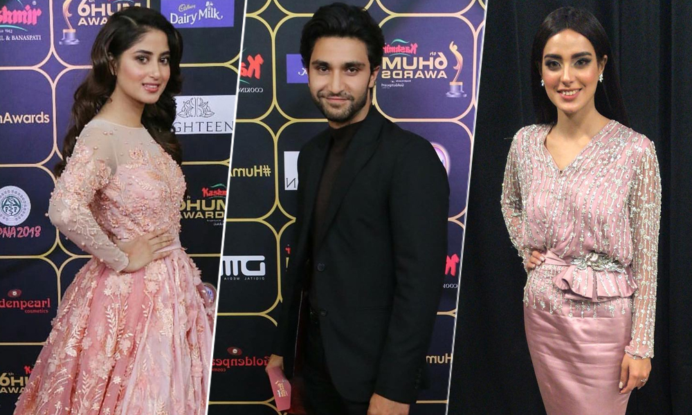Hum Awards 2018: Best & Worst Dressed Pakistani Celebrities