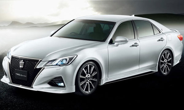 Toyota Crown 2018 Interior >> Toyota Crown 2018: Specifications, Features, Price & More - Brandsynario