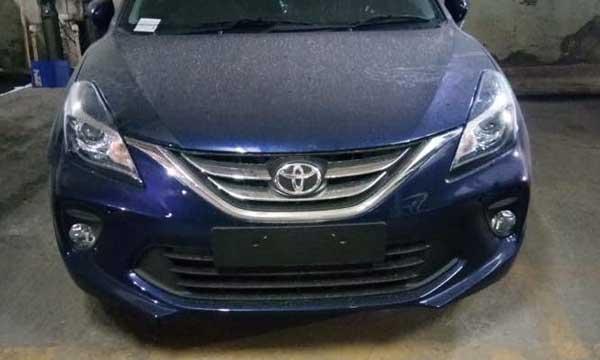 Toyota Baleno Glanza 2019