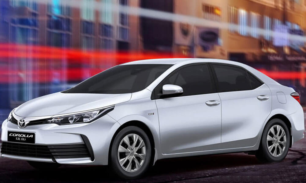 Toyota Corolla Xli A T 2018 Price In Pakistan Specifications