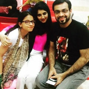 Aamir Liaquat's Second Wife