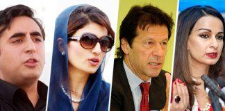 pakistani-politicans