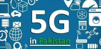 5G Pakistan
