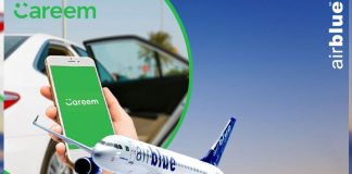 Careem-&-Airblue