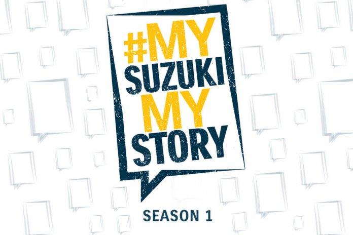 My Suzuki my Story Lead
