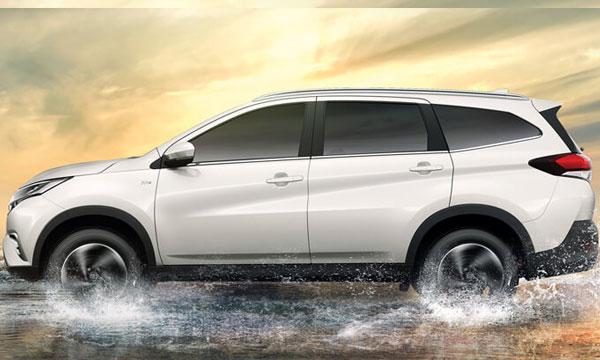 Toyota Rush Price