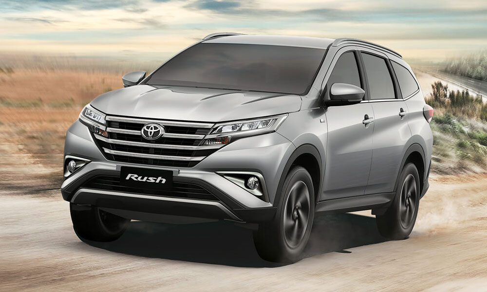 Toyota Rush Price In Pakistan Amp Specifications View