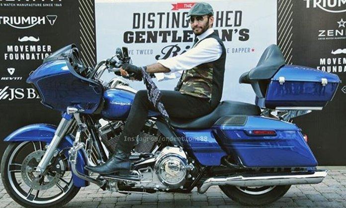 The Distinguished Gentleman's Ride 2018