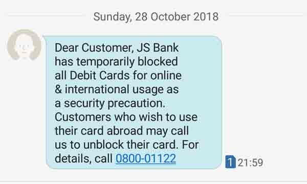 Bankislami cyber attack