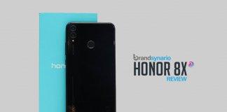 Honor 8X Pakistan Lead