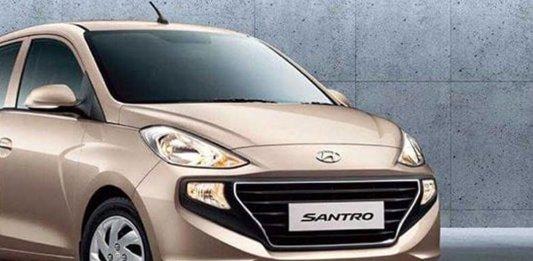 Hyundai Santro 2018