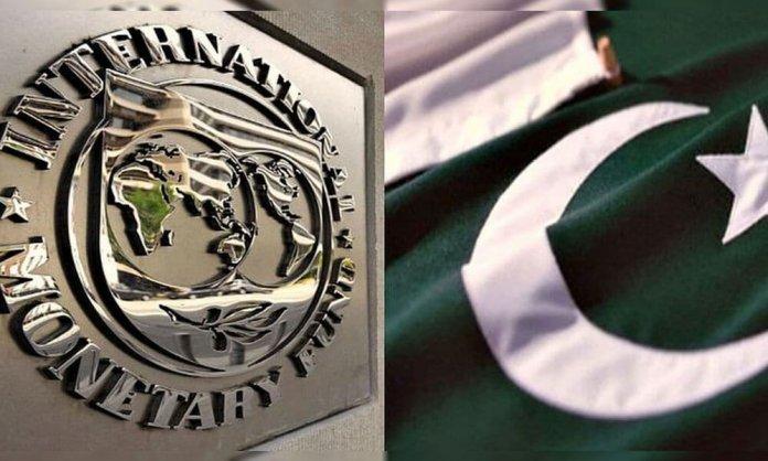 IMF Paksitan