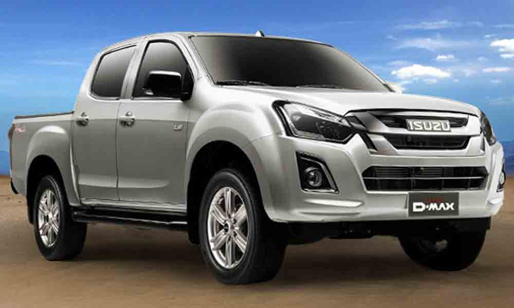 Isuzu D-max Price In Pakistan  U0026 Specifications