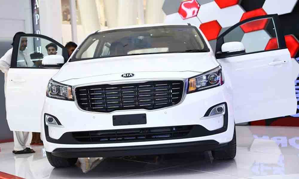 Kia Motors Pakistan Prices Increased For Carnival Frontier