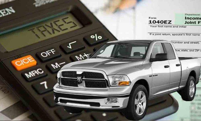 Motor Vehicle Taxes