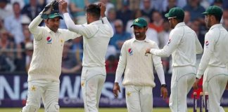 Pakistan Vs Australia 1st Test Match 2018