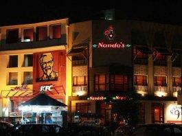Restaurants in SMCHS
