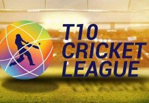 T10 Cricket League 2018
