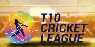 T10 Cricket League 2018