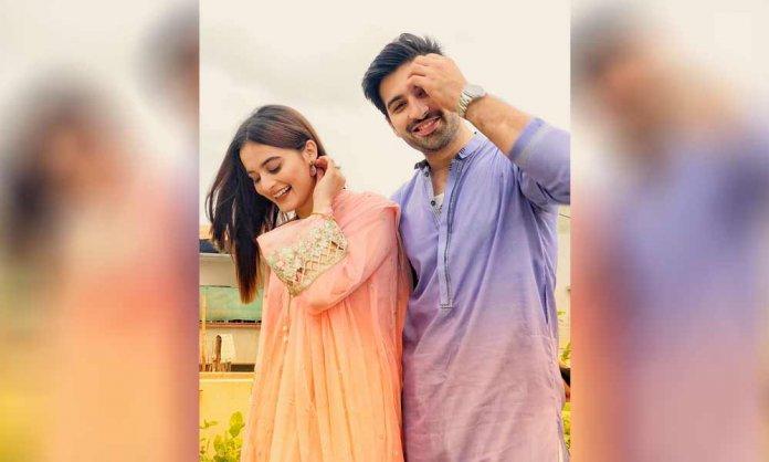 aiman khan wedding