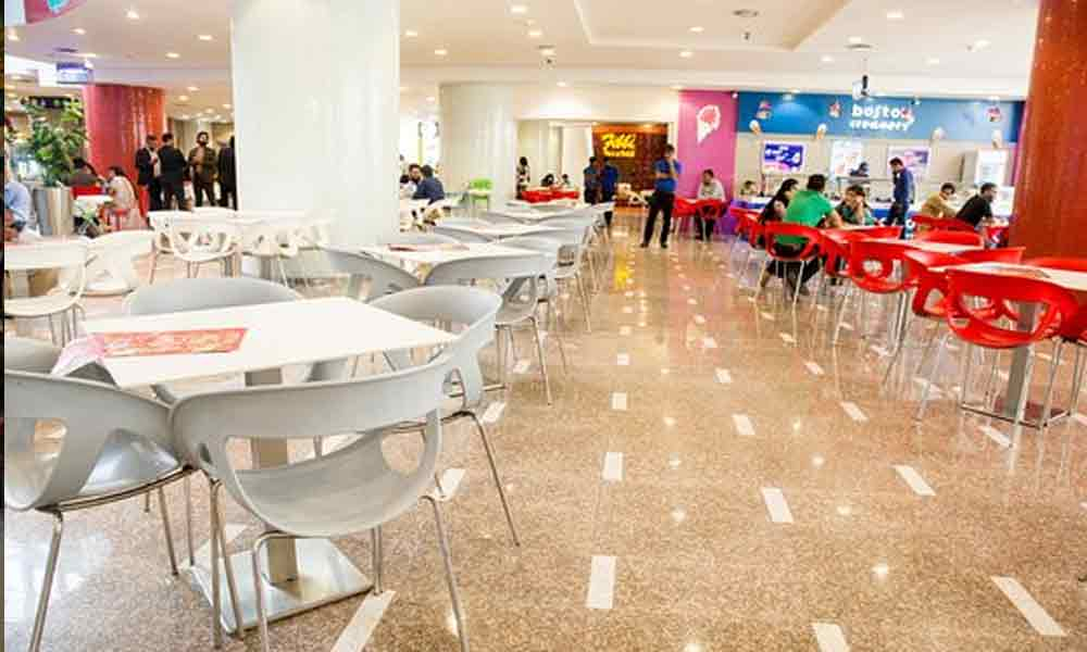 food court in karachi